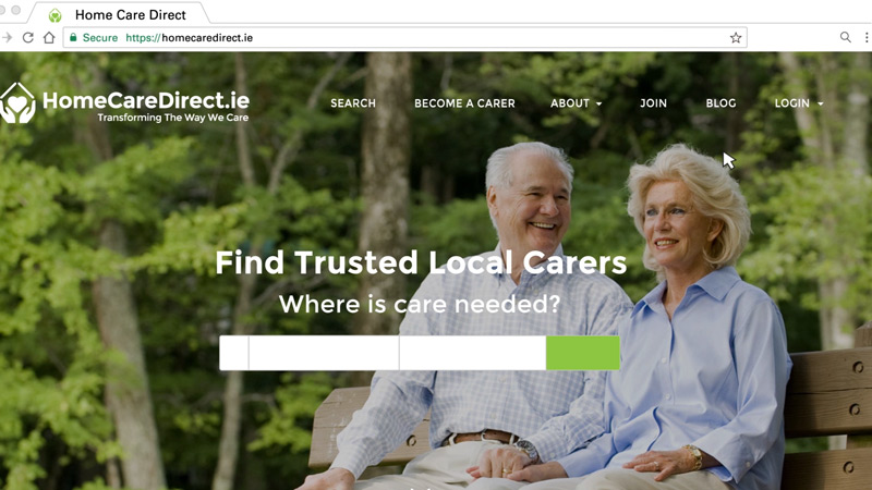 Home Care Direct User Interface Animation – A Case Study